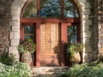 Garden Entry Photography by Kevin Syms Sun Valley, Idaho
