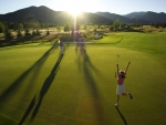 Golf lifestyle 2 Photography by Kevin Syms Sun Valley, Idaho