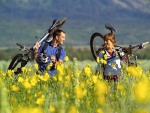 Mountain biking Photography by Kevin Syms Sun Valley, Idaho
