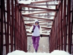 Winter Jog Photography by Kevin Syms Sun Valley, Idaho