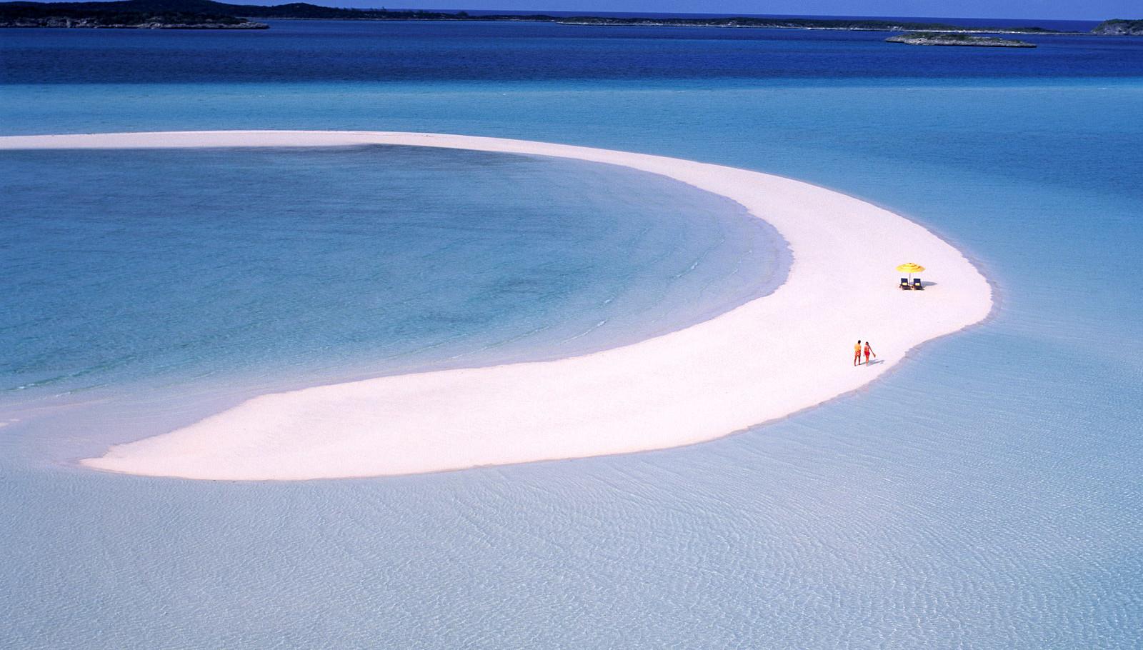 Sandspit walk